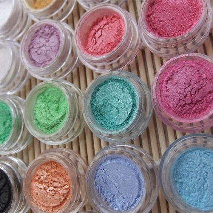 Cosmetics Pearl Pigments